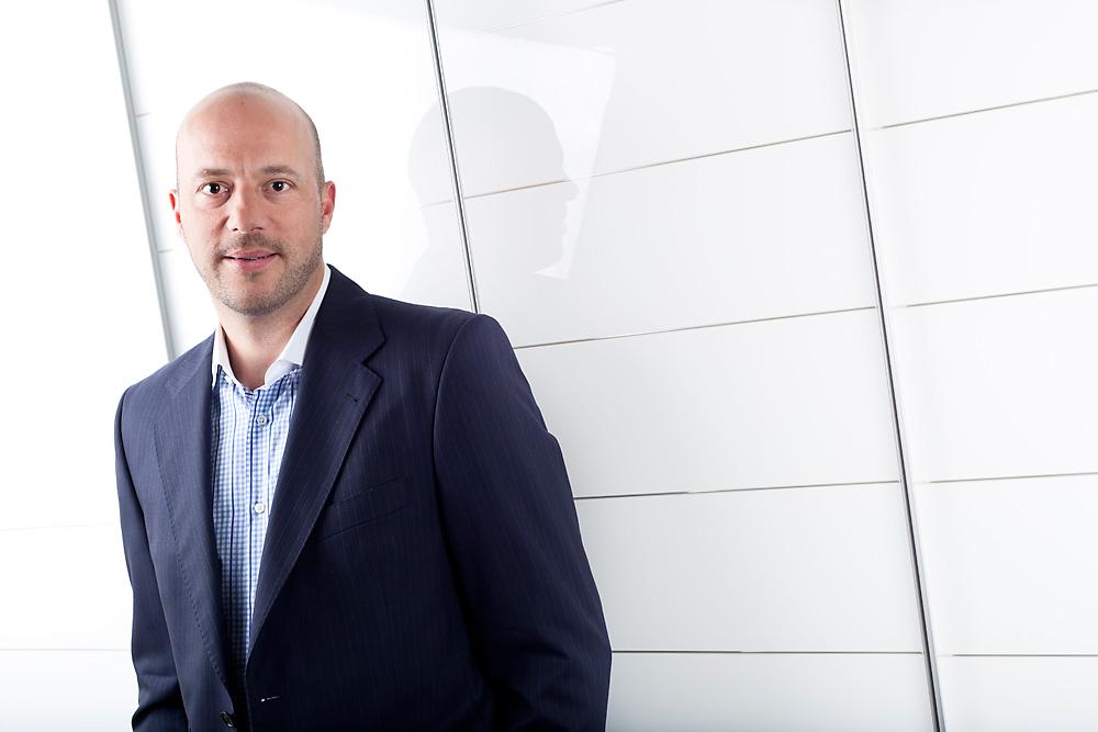 Holger Zulauf, CEO